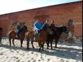 Farma Olšovka, jízdy na koních i ubytování