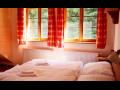 Ubytování v horském penzionu na Šumavě