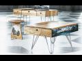 Masivní dřevěné podlahy, stoly a schody Nymburk, pohodlné vnitřní prostředí bez chemie a barviv