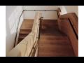 Výroba dubových a jasanových schodů Nymburk