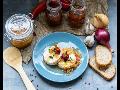 Chutné marinované pařené sýry, i Sedlčanský hermelín, v zajímavých skleníčkách mohou potěšit i jako dárek