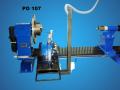 Svařovací automaty a přípravky, polohovací zařízení pro sváření