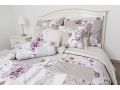 Bavlněné s krepové ložní povlečení Provence kolekci v jemných pastelových barvách – e-shop