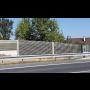 Drážní svršky a protihlukové stěny pro pozemní komunikace - výroba, ...