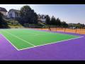 Sportovní povrch Playrite - pro fotbalová hřiště, tenisové a volejbalové kurty