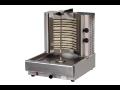 Stroje na gyros, hot dog, stroje a grily, fritézy, gastro stroje