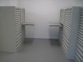 Kovové skříně a regály výroba a prodej Praha - regály pro ruční nakládání