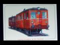 Prodej upomínkových předmětů s železničářskou tématikou Vsetín