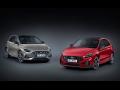 Novou, bezpečnou Hyundai i30 lze zakoupit v provedení hatchback, fastback a kombi