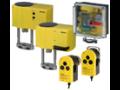 Výroba elektrické servopohony a regulační ventily