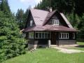 Luxusní ubytování pro více osob na Chatě Horní Bečva, ve stylové valašské dřevěnici i s wellness