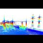 Historické budovy, fasády v nepřípustných lokalitách - 3D laserové scanování objektů