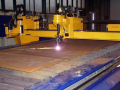 CNC zpracování tvarových výpalků a s úkosy - pálení laserem, plazmou