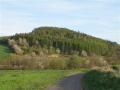 Krásná příroda Posázaví, obec Lešany