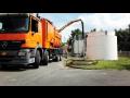 Envirox s.r.o., práce sacím bagrem, likvidace odpadů