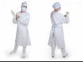 Výroba lehkých pracovních oděvů pro zdravotnictví, pečovatelky, sanitáře, sociální pracovníky v režimu náhradního plnění