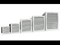 Filtrační ventilátory εCOOL Pfannenberg pro chlazení, regulaci teploty ...