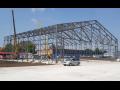 Ocelové konstrukce, zámečnické práce Cerekvice nad Bystřicí, výroba ocelových konstrukcí hal