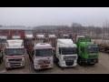 Přeprava dřeva moderními nákladními vozy Hamr, nákladní speciály na přepravu dřevní hmoty