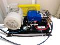 Účinné, rychlé a profesionální čištění lešení a bednění zajistí speciální vysokotlaký čistič