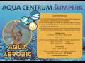 Vodní aerobik, aqua aerobic, cvičení Šumperk