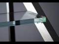 Výroba skleněných prvků pro interiér a exteriér