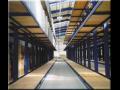 Produktion von Lagersystemen, Lagerbühnen, Regalanlagen Uhersky Brod