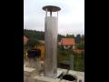Vložkování, revize a renovace komínů jádrovým převrtáváním Zlín
