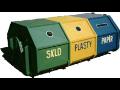 Nástavby vozidel, odpadové kontejnery