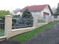 Výroba kovových plotových výplní na míru, v barevném odstínu přesně dle přání zákazníka