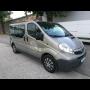 Krátkodobé zapůjčení i dlouhodobý pronájem 9místného vozu Opel Vivaro za příjemné ceny