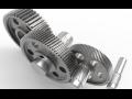 Komponenty, výroba ozubených kol Přerov