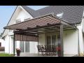 Zastínění teras, venkovního posezení, obytných prostor či kanceláří