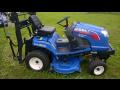 Traktory Kioti a Iseki SXG 323 - komunální technika s celoročním využitím