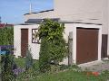 Betonové garáže s jednoduchou montáží, doprava a montáž