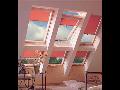 Střešní okna, ventilační turbíny, komínové hlavice Vsetín