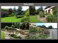 N�vrhy realizace zahrad projekty zakl�d�n� tr�vn�k� trutnov