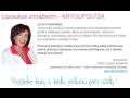 Liposukce zmražením, kryolipolýza Ostrava