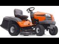 Akce - zahradn� traktor Husqvarna, v�konn� traktory �umperk