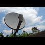 Satelitní technika - montáž satelitu, antény, aktivace Skylink, přechod ...