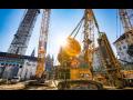 Pronájem nových a použitých stavebních strojů Brno, pronájem věžových jeřábů, servis jeřábů