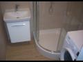 Kompletní rekonstrukce bytových jader, přestavba koupelen