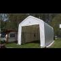 Montované stavebnicové haly s různým využitím - výroba, jednoduchá montáž