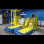 Pojízdná odlévací zařízení - výroba strojů pro lití slitin hliníku a šedé, tvárné litiny
