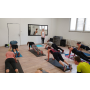 Lekce jógy se zaměřením na páteř a klouby – pro lepší fyzickou i psychickou pohodu