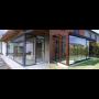 Zakázková výroba hliníkových oken, dveří a fasád včetně montáže