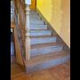 Vinylové schody v moderním designu – dekor dřeva a kamene, prodej na ...