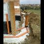 Venkovní a vnitřní rozvody kanalizace, vody - montáže, rekonstrukce