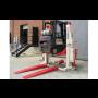 Zvedací zařízení pro vysokozdvižné vozíky - plošinové zvedáky, přízvedy ...