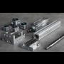 Pneumatické válce vlastní výroby a vývoj - ATEX, PSC, dvojčinné, kulaté ...